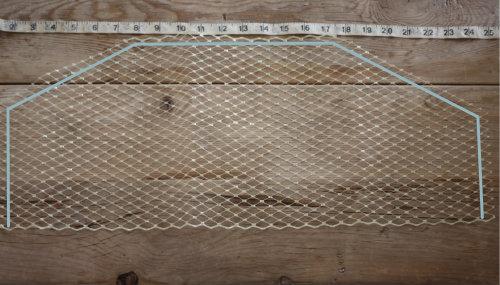 17 Apart How To Make A DIY Birdcage Veil For Your Wedding