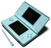 Or her Nintendo DS? Nope. (As I'm writing this, I realize this entire .