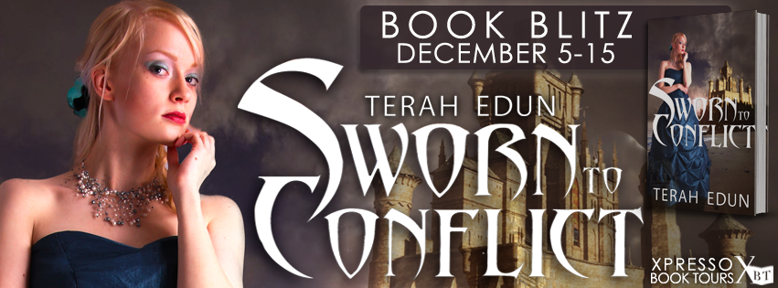 Sworn to Conflict Book Blitz