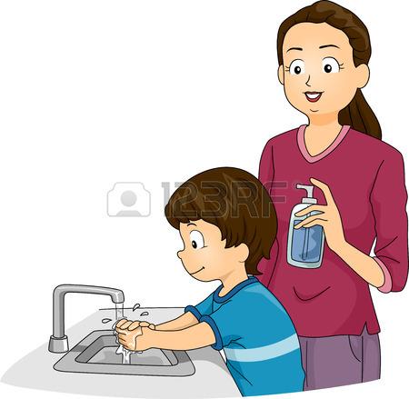 Lavandose los pies y mostrando el orto - 3 part 3