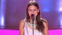 Ainhoa Aguilar la voz