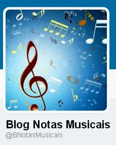Notas Musicais no Twitter