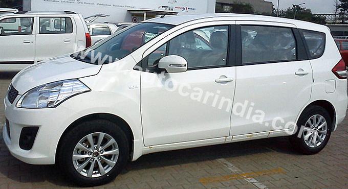 Suzuki Ertiga 2012 title=