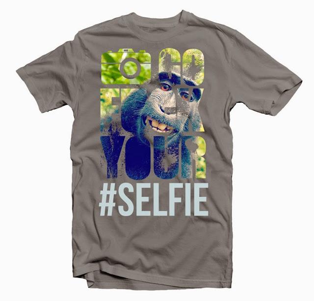 selfie tshirt design