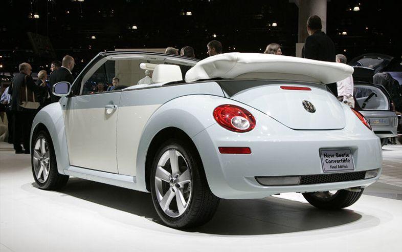automobile trends 2010 volkswagen new beetle. Black Bedroom Furniture Sets. Home Design Ideas