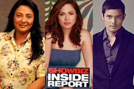 Judy Ann Santos, Cherry Pie Picache and Dingdong Dantes Bare it All in Showbiz Inside Report (Dec  29)