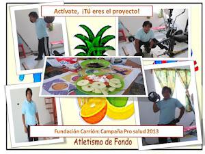 Campaña Pro Salud 2013