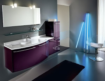 trending of bathroom lighting fixtures 2012