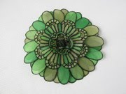 Shop silk flower brooches