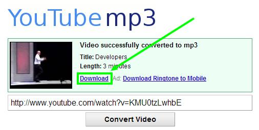 cara download lagu dari youtube - format mp3 | Belajar