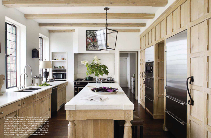 splendid sass: paul bates and jeremy corkern ~ kitchen design in