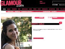 Aparición en Glamour.com