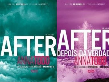 Resenha After & After - Depois da Verdade - Livros 01 & 02 - Série After - Anna Todd