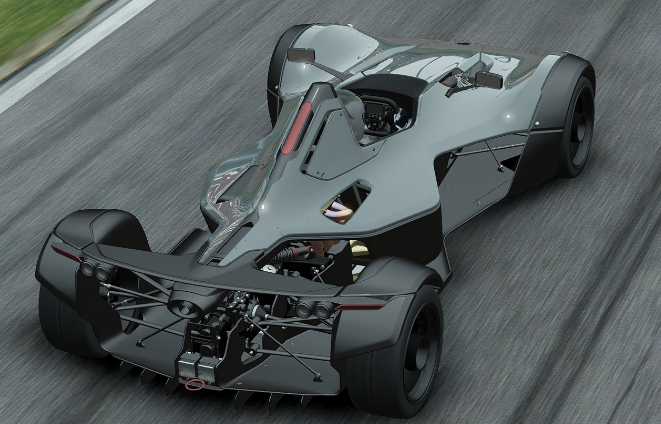 BAC Mono Price USD