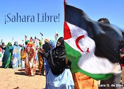 Por el derecho a la autodeterminación del pueblo saharaui