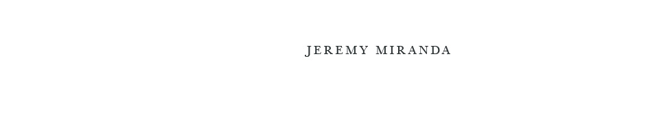 Jeremy Miranda