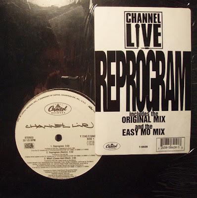 Channel Live – Reprogram (VLS) (1995) (192 kbps)