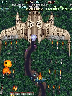 Battle Bakraid arcade videojuego descargar gratis