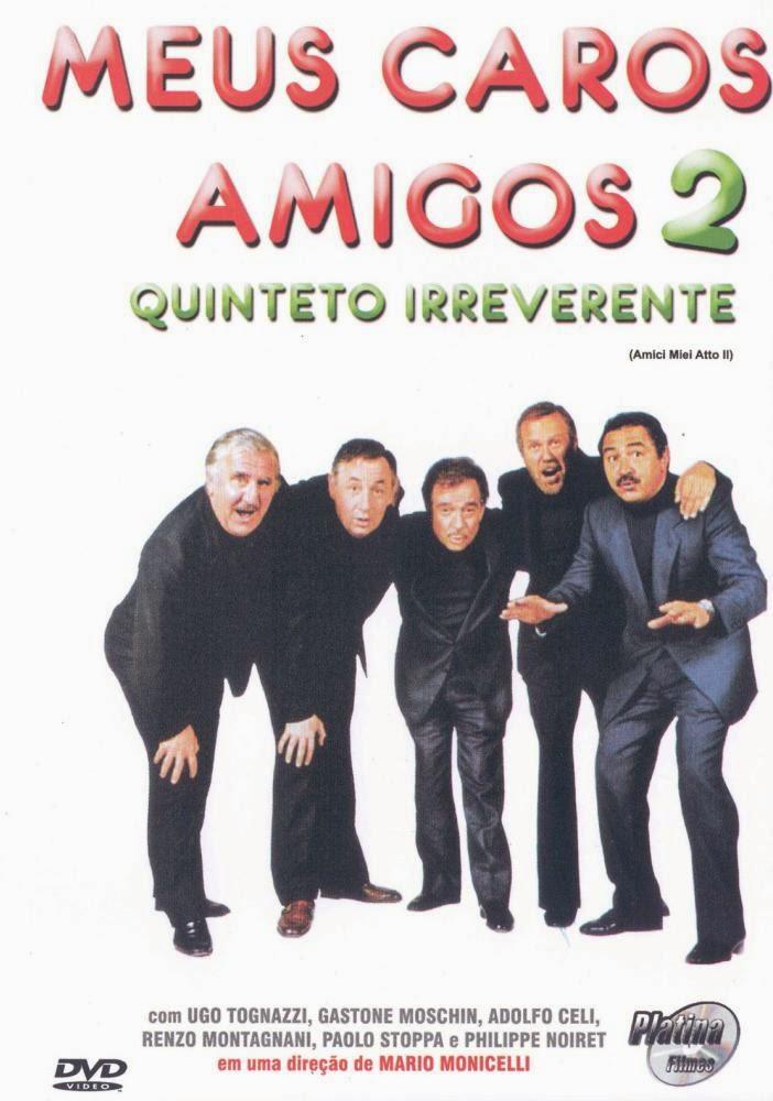 Meus Caros Amigos 2 - Quinteto Irreverente