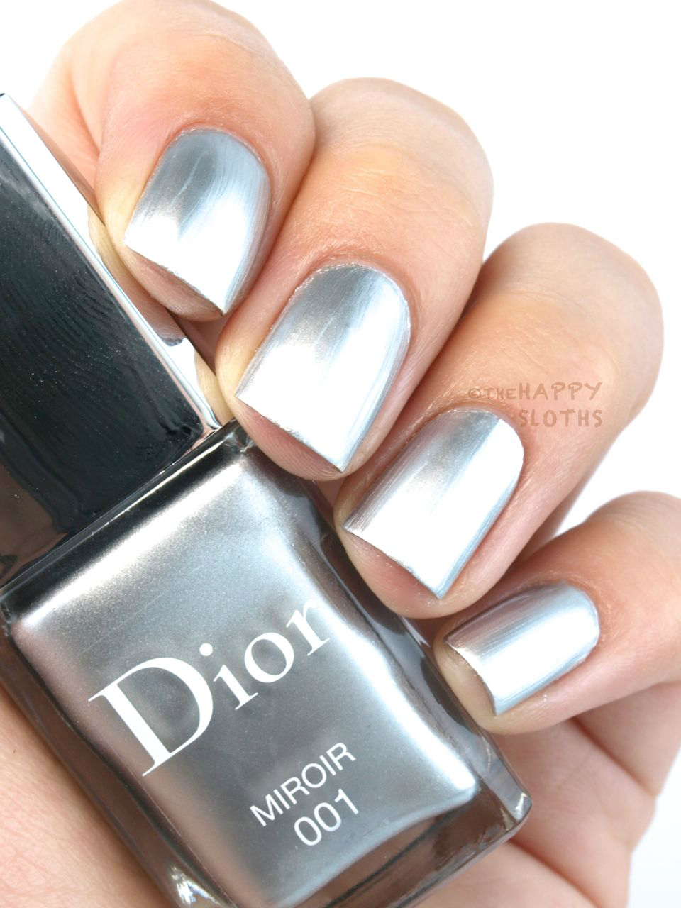 Dior fall 2015 dior vernis in 791 darling blue 001 for Vernis a ongle miroir