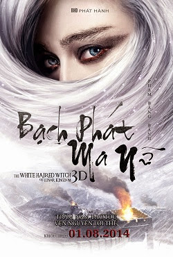 Phim Bạch Phát Ma Nữ 3D 2014-The White Haired Witch of Lunar Kingdom