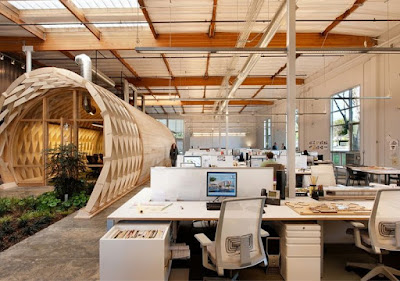 escritório - foco sustentabilidade
