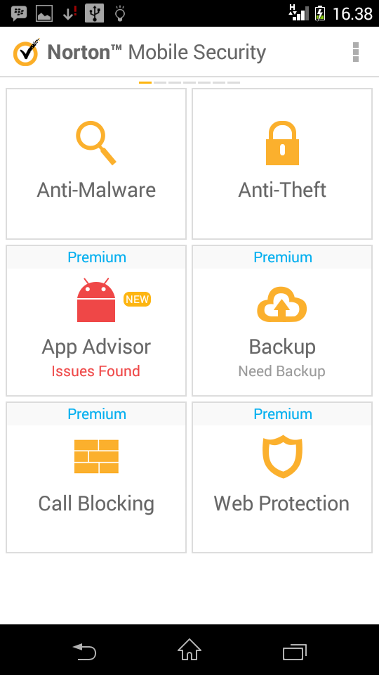 Norton Mobile Security Apk