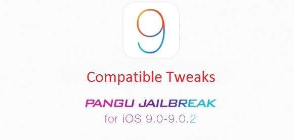 With the release of the iOS 9 jailbreak, many tweaks has stopped working properly