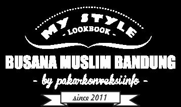 Busana Muslim Bandung
