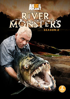 River Monsters Stagione 2  Documentario Streaming streaming