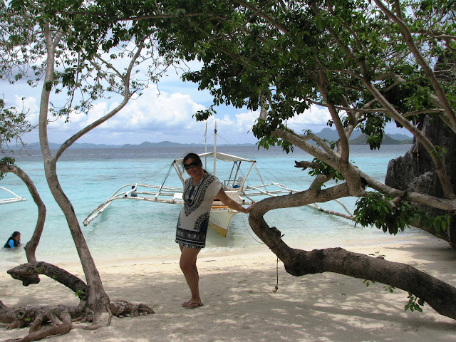 Banol Beach Coron, Palawan, CORON BEACHES, CORON ISLAND
