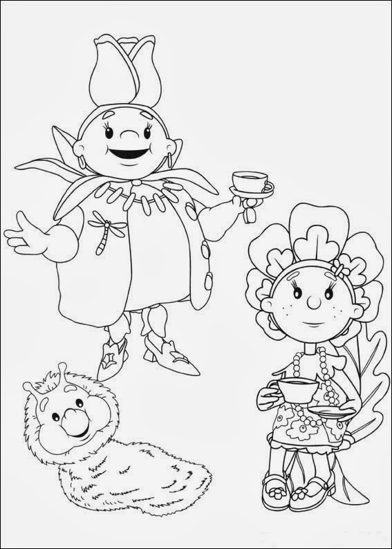 Fun Coloring Pages 20140316