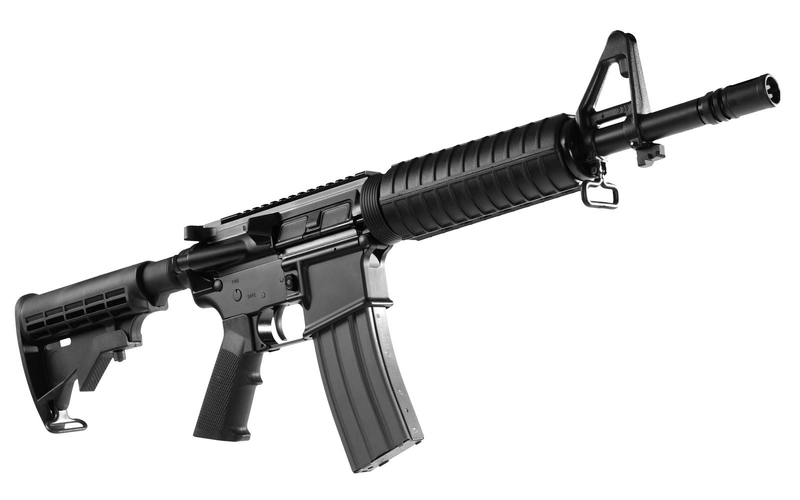 Short Barrel AR-15