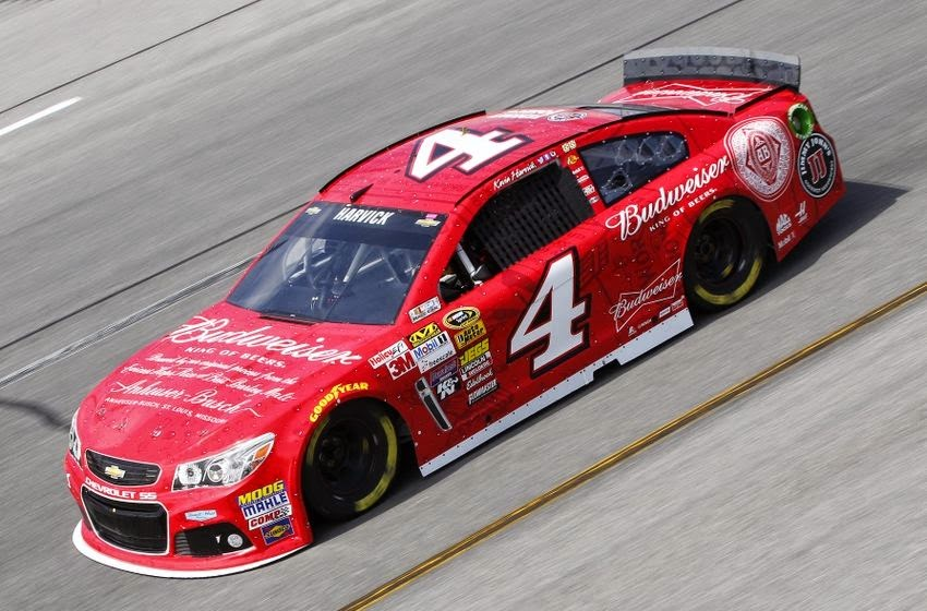 Behind the Wall: 2014 NASCAR Paint Scheme\'s