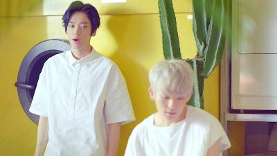 Teen Top Niel in Ah Ah MV