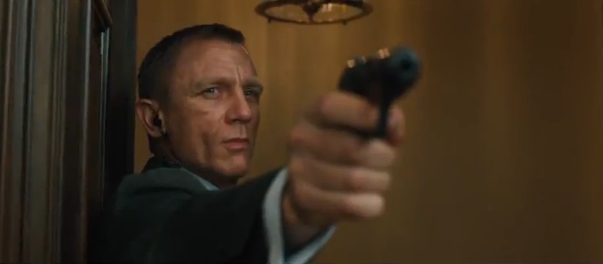 Skyfall 2012 movie trailer impressions action spy film trailer review cmaquest