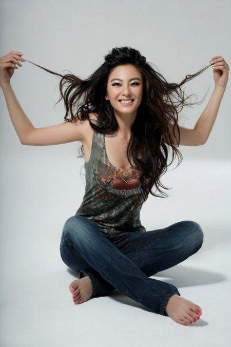 Zhang Yu Qi (张雨绮 Zhāng yǔ qǐ) - China Actress