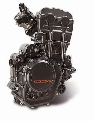 Engine KTM RC200
