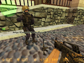 M4A1 CSO Camo for Counter Strike 1.6