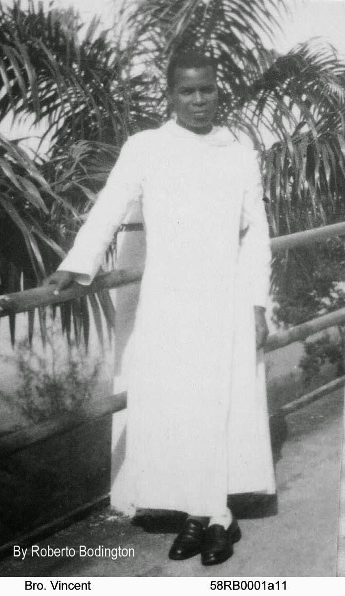 Br. Vincent ca 1958