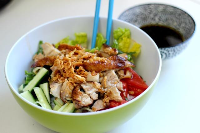 Vietnamesischer salat rezept