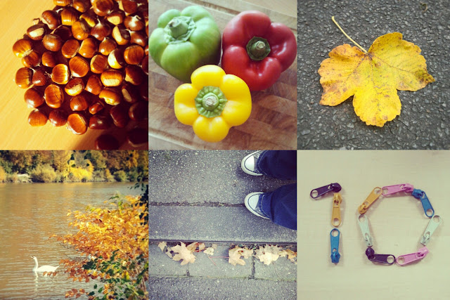 Instagram-ABC mit Fee 2.0 | Fotoaktion im Oktober