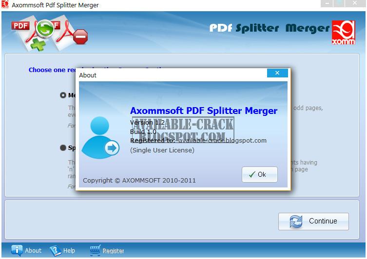free download pdf splitter full version