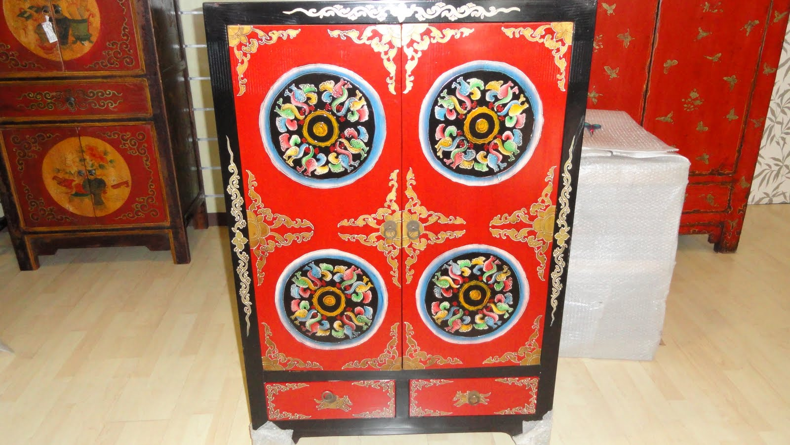 Muebles chinos y suzani mekabe home - Muebles orientales segunda mano ...