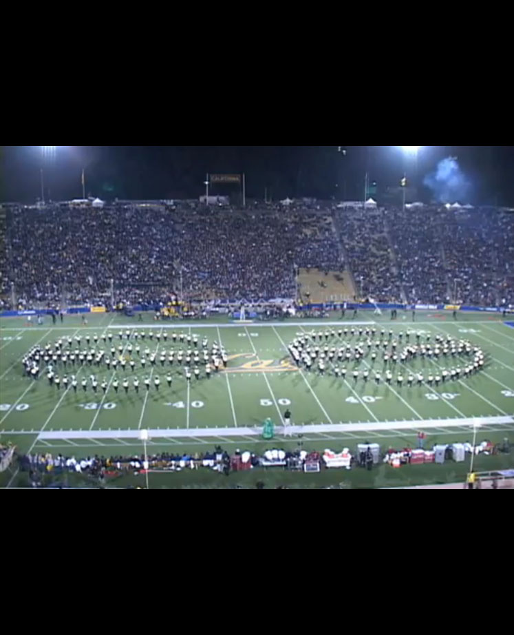 Cal Band - Video Game Show 2007