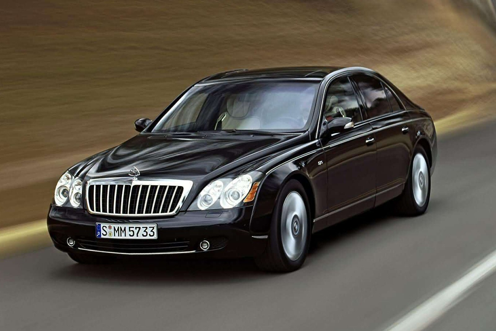 Maybach 57 Review