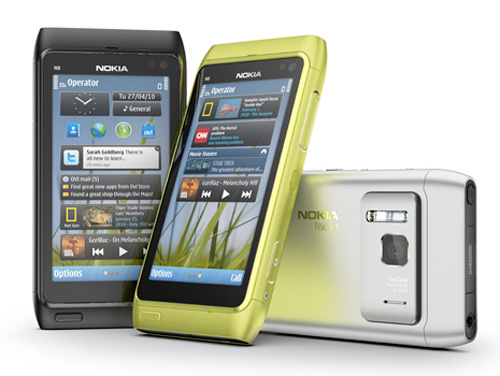 Nokia N8 format