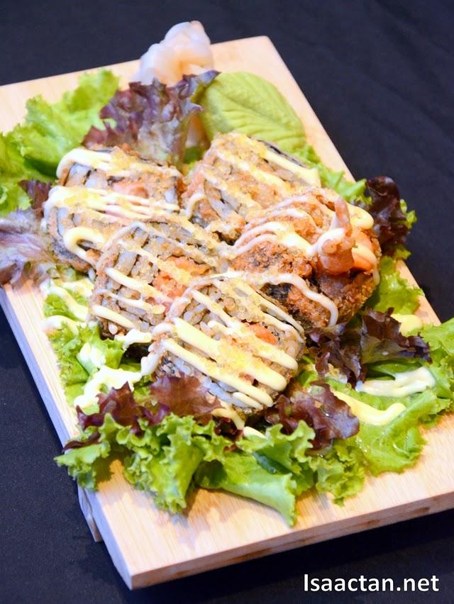 Seafood Maki Roll - RM24++