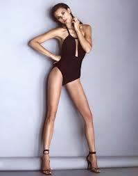 Vera Jordanova fotomodel