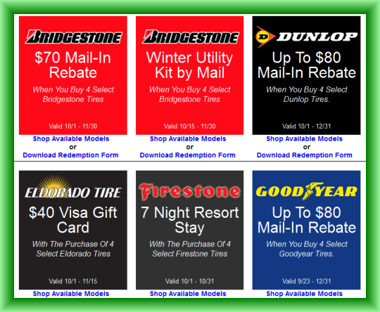 Discount tire coupons september 2019